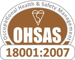 R.A.K.I. joins the ranks of the OHSAS 18001 Certified