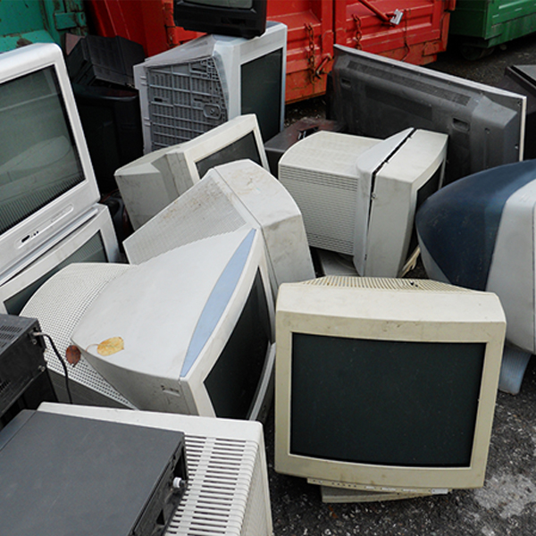 Image of Computer Recycling