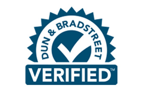 Dun & Bradstreet verified e-recycling badge
