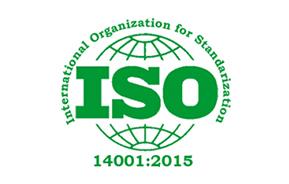 ISO 14001:2015 e-recycling badge